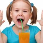 Suquinho 100% natural de laranja